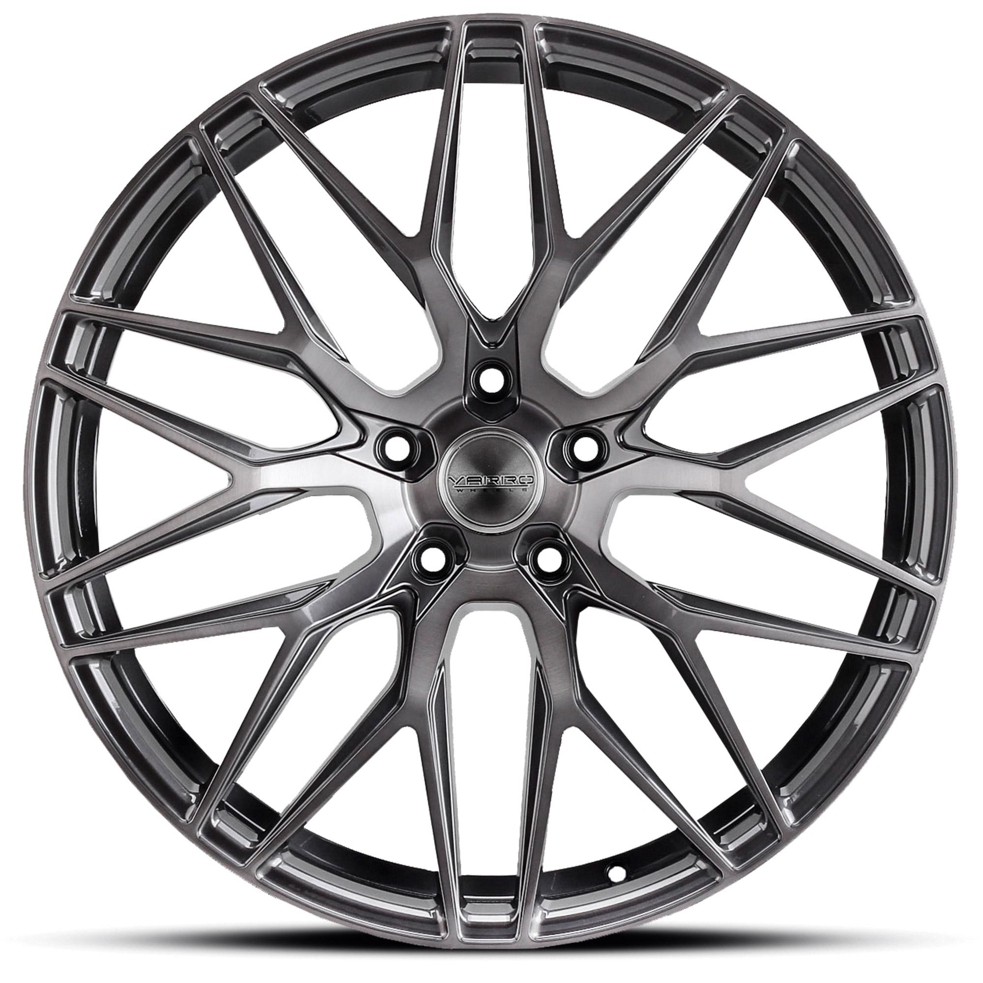 vd06 spin f ed varro wheels 2012 BMW X5 titanium w brushed face