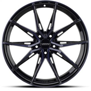 VARRO-WHEELS-VD36X-RIMS-BLACK-BRUSHED-5-LUG-ROTARY-FORGED-FRONT