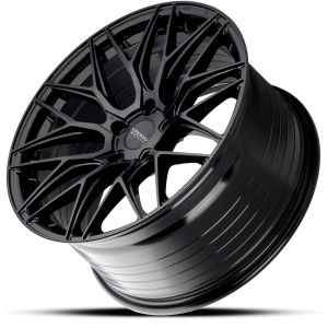VARRO VD06X GLOSS-BLACK SPIN-FORGED DRAMATIC