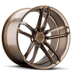 VARRO Wheels VD07 Rims BRONZE Staggered
