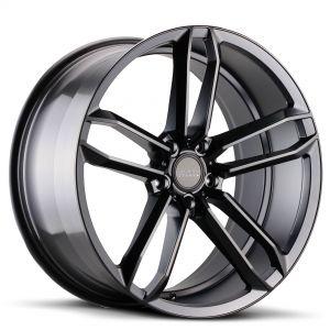 VARRO Wheels VD07 Rims Black Staggered