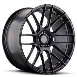 VARRO Wheels VD08 Rims BLACK Staggered