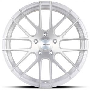 VARRO Wheels VD08 Rims Silver Staggered