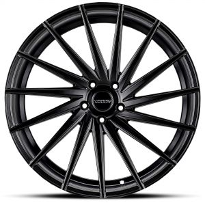 VARRO Wheels VD15 Directional Rims Black Staggered