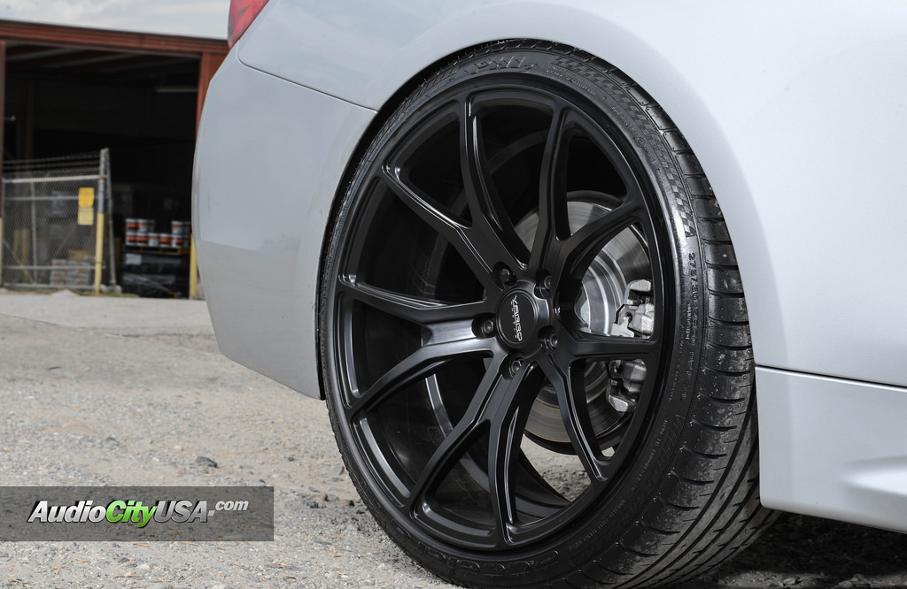 Vd21x Spin Forged Varro Wheels