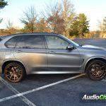 BMW X5 Wheels Varro Bronze Rims VD01 22 inch