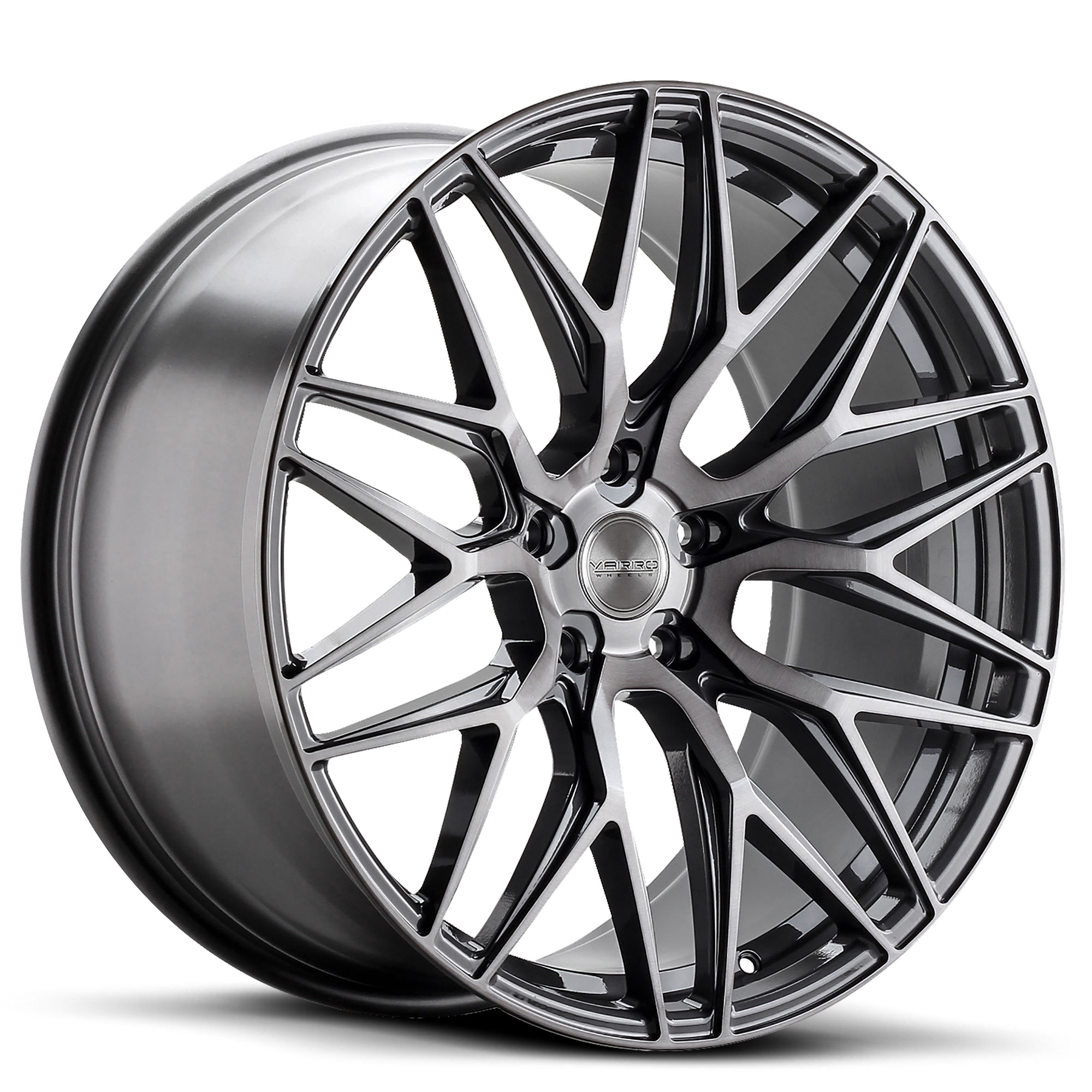 Varro Wheels VD06X Rims Spin Forged