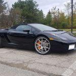 Lamborghini Gallardo Rims Varro VD01 Wheels Silver Staggered