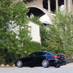 Infiniti Q50 Staggered Rims Varro Wheels Vd15 Silver