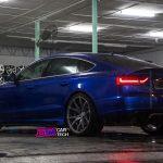 Audi S5 Sedan Concave Rims Varro VD01 20 inch Wheels