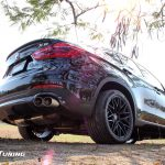BMW X5 Black Rims Varro VD06X Spin Forged Concave Wheels