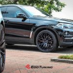BMW X6 22 inch Rims Varro VD06X Rotary Forged Concave Wheels