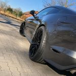 Ford Mustang Black Rims Varro VD19 Concave Wheels