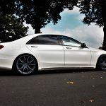 Mercedes Benz S Class Rims Varro VD19 Concave Wheels