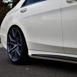 Mercedes Benz S Class 22 inch Rims Varro VD19 Concave Wheels