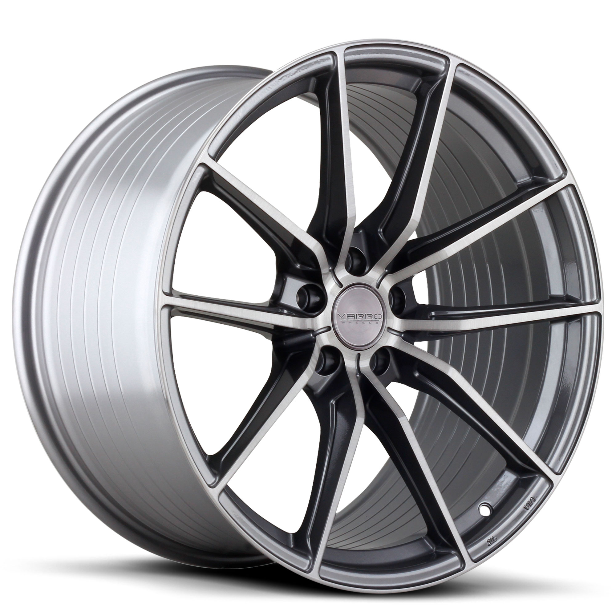 Varro VD25X Flow Form Concave Staggered Wheels