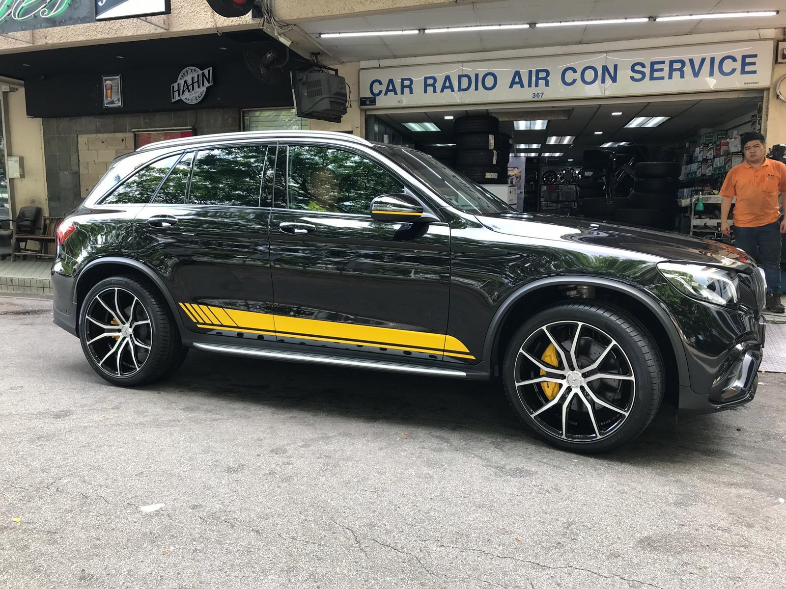 Mercedes Benz G Class Rims Varro Concave Wheels VD01