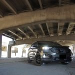 Ford Edge ST Black Rims Varro VD01 Concave Wheels